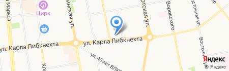 ТортДекор на карте Ижевска