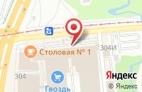 Схема проезда до компании РегионТеплоГаз в Ижевске