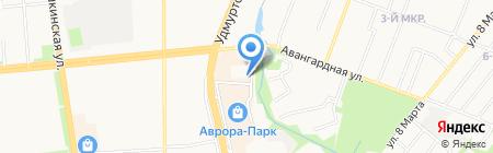 Плитка.рь на карте Ижевска