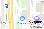 Схема проезда до компании Эко-водоканал в Ижевске