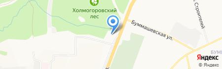 Дежурная часть на карте Ижевска