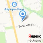 Детский сад №159 на карте Ижевска