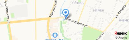 Second Hand Lux на карте Ижевска