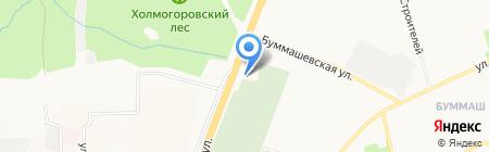 Храм Святых Царственных Мучеников на карте Ижевска