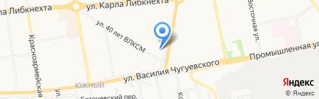 Арктур-Сервис на карте Ижевска