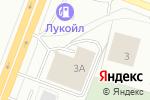 Схема проезда до компании MITSUBISHI КОМОС-Авто в Ижевске