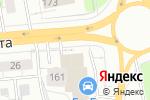 Схема проезда до компании Системы автоматизации в Ижевске