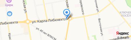 FixPrice на карте Ижевска