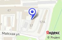 Схема проезда до компании ТД СПБ в Ижевске