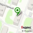 Местоположение компании Напёрсточек