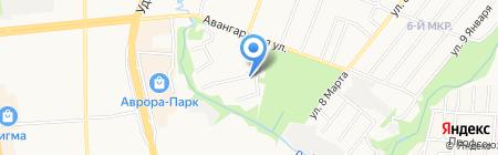 Аудит-КласиК на карте Ижевска