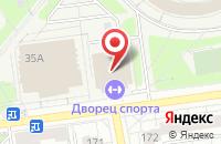 Схема проезда до компании СДЮСШОР по ушу в Ижевске