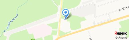 Вента-Ломбард на карте Ижевска