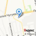 БКН Авто на карте Ижевска