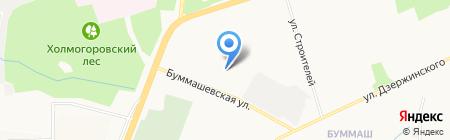 Детский сад №148 на карте Ижевска