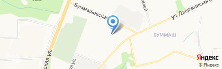 РЭС плюс на карте Ижевска