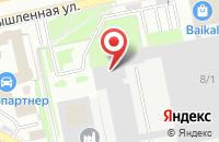 Схема проезда до компании Ижевский Механический завод в Ижевске