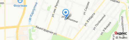 Шаг за Шагом на карте Ижевска