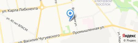 Татьянин день на карте Ижевска
