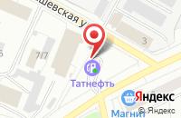 Схема проезда до компании Лбм в Ижевске