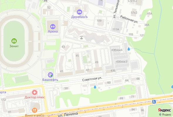 жилой комплекс ул. Советская, 41