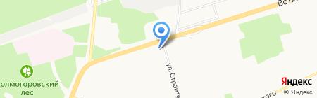 Мобильные штучки на карте Ижевска