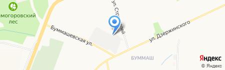 Промгидравлика на карте Ижевска