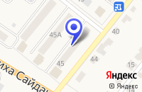 Схема проезда до компании АВТОМАГАЗИН КАМА-НИЖНЕКАМСК в Бавлах