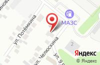 Схема проезда до компании Авис в Ижевске