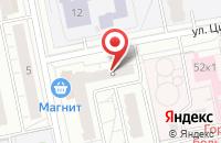 Схема проезда до компании Роснедраконсалтинг в Ижевске