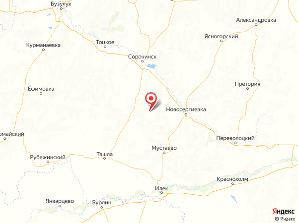 село Старая Белогорка на карте