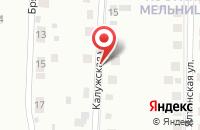 Схема проезда до компании Олимп в Ижевске
