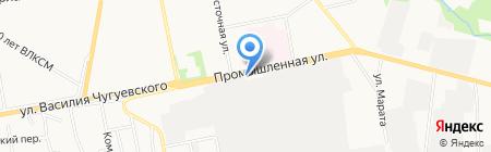 Все для вас на карте Ижевска
