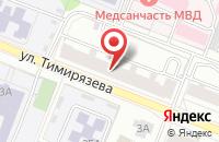 Схема проезда до компании Регион-Пресс в Ижевске
