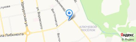Гравировка.РФ на карте Ижевска
