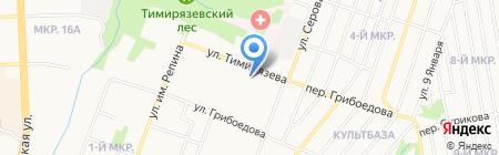 Агентство защиты информации на карте Ижевска