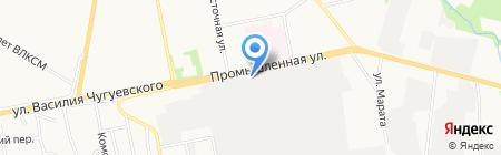 Ижевский Механический Завод на карте Ижевска