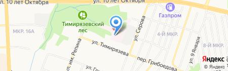 Медико-санитарная часть МВД по Удмуртской Республике на карте Ижевска