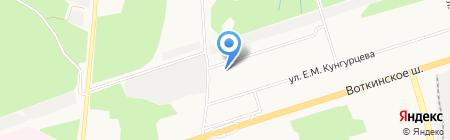 Улыбнись на карте Ижевска