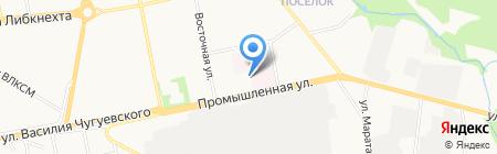 Ингосстрах-М на карте Ижевска