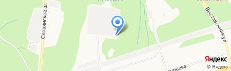 Телеком на карте Ижевска