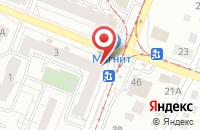 Схема проезда до компании Производственно-коммерческое предприятие  в Ижевске