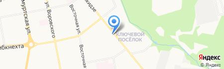 Вам Букет на карте Ижевска