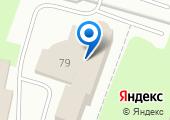 Газпром межрегионгаз Ижевск на карте