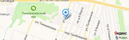 Оргтехника+ на карте Ижевска