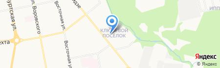 МастерМед на карте Ижевска
