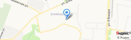 Медицинский центр лечения расстройств памяти и вертеброневрологии на карте Ижевска