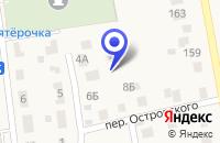 Схема проезда до компании ПМК-МЕЛИОРАЦИЯ в Бавлах