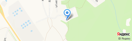 Участковый пункт полиции №21 на карте Ижевска