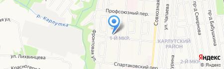Стандарт-Н на карте Ижевска